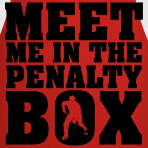 Meet me in the penalty Box T-Shirts - Cooking Apron