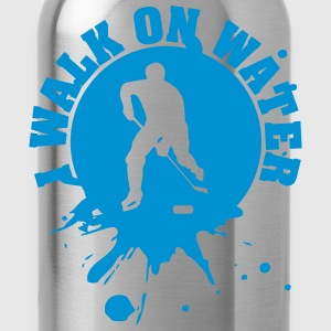 I walk on water T-Shirts - Water Bottle