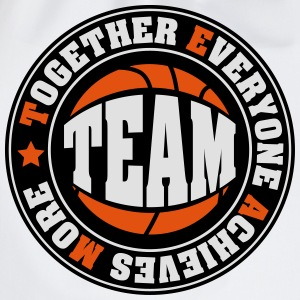 TEAM: Together Everyone Achieves More T-shirts - Gymtas
