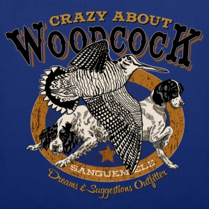 crazy_woodcock T-Shirts - Tote Bag