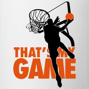 Basketball: That's my game Tee shirts - Tasse