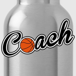 Basketball: Coach T-shirts - Vattenflaska
