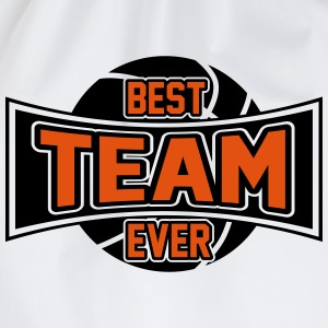 Best Team ever T-shirts - Gymtas