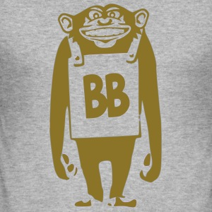 Big Bonobos Hoodies & Sweatshirts - Men's Slim Fit T-Shirt