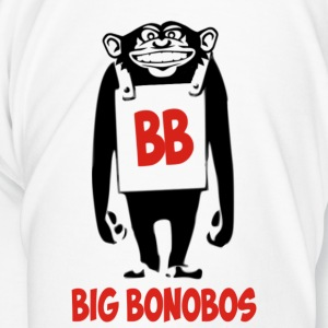 Big Bonobos Bottles & Mugs - Men's Premium T-Shirt
