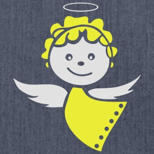 Angel T-Shirts - Shoulder Bag made from recycled material