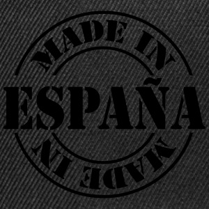 made_in_España_m1 Shirts - Snapback cap