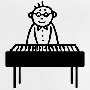 Piano Player - Pianiste Tee shirts - T-shirt Bébé
