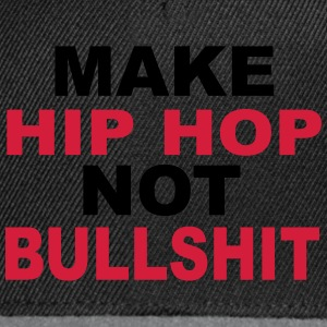 Make Hip Hop T-Shirts - Snapback Cap