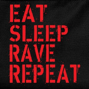 Eat Rave Sleep T-skjorter - Ryggsekk for barn