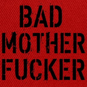 Bad Mother Fucker T-Shirts - Snapback Cap