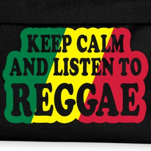 keep calm and listen to reggae T-Shirts - Kids' Backpack