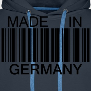 Made in Germany Tee shirts - Sweat-shirt à capuche Premium pour hommes