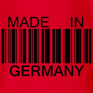 Made in Germany Tee shirts - Body bébé bio manches courtes