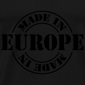 made_in_europe Tröjor - Premium-T-shirt herr