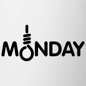 Monday Tee shirts - Tasse