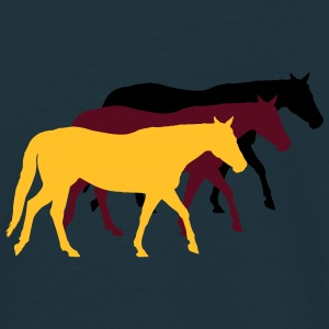 Horses Hoodies & Sweatshirts - Men's T-Shirt