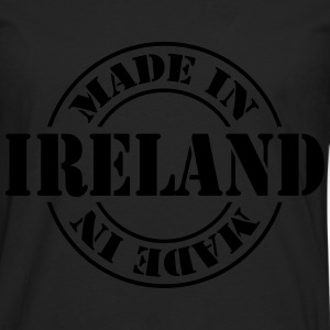 made_in_ireland_m1 Camisetas - Camiseta de manga larga premium hombre