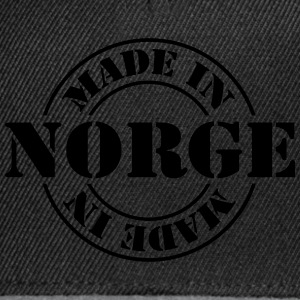 made_in_norge_m1 Tee shirts - Casquette snapback