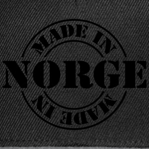 made_in_norge_m1 Shirts - Snapback cap