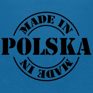 made_in_polska_m1 Accessories - Women's V-Neck T-Shirt