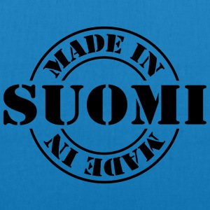 made_in_suomi_m1 Accessories - EarthPositive Tote Bag