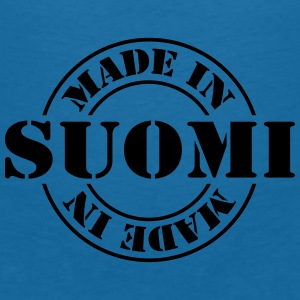 made_in_suomi_m1 Accessories - Women's V-Neck T-Shirt