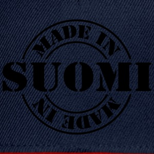 made_in_suomi_m1 Accessoires - Casquette snapback