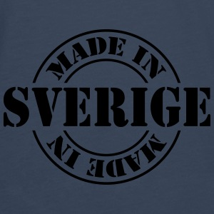 made_in_sverige_m1 Accessories - Herre premium T-shirt med lange ærmer