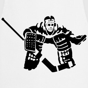 hockey goalkeeper T-Shirts - Cooking Apron