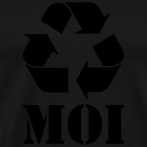 Recycle-Moi Tabliers - T-shirt Premium Homme