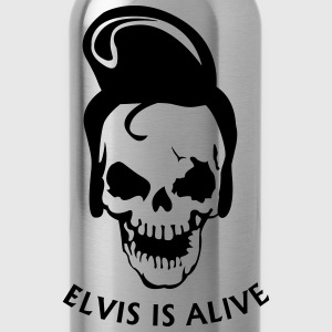 Elvis is alive T-shirts - Drinkfles