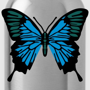 Detailed butterfly Shirts - Water Bottle