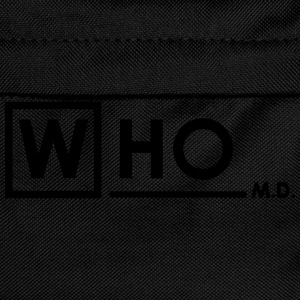 Who M.D. T-Shirts - Kids' Backpack