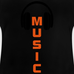 Music DJ Party Club Shirt - Baby T-Shirt