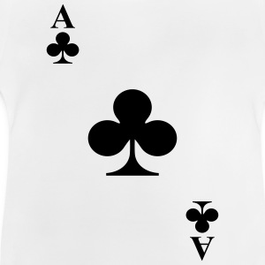 Ace of clubs Shirts - Baby T-Shirt