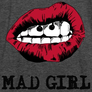 mad girl 2 Sweat-shirts - Débardeur Femme marque Bella