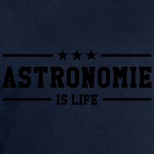 Astronomie is life ! Tee shirts - Sweat-shirt Homme Stanley & Stella