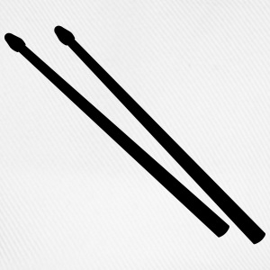 Drum Sticks T-Shirts - Baseball Cap