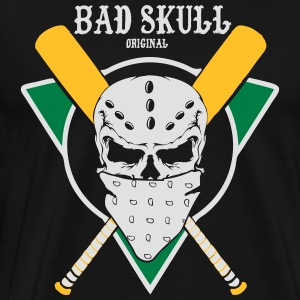 bad_skull_original_02_mighty_ducks Sweat-shirts - T-shirt Premium Homme
