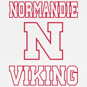Sweat Normandie Viking for girls face - Casquette classique