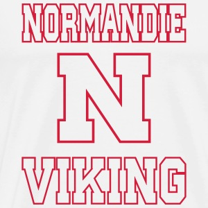 Sweat Normandie Viking for men face - T-shirt Premium Homme