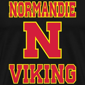 Sweat Normandie Viking for girls face - T-shirt Premium Homme