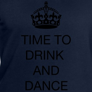 Time to drink and dance T-shirts - Sweatshirt herr från Stanley & Stella