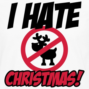 I hate Christmas T-Shirts - Men's Premium Longsleeve Shirt