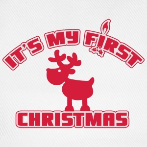 It's my first Christmas Shirts - Baseball Cap