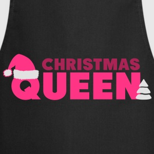 Christmas Queen T-shirts - Keukenschort