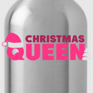 Christmas Queen T-shirts - Drinkfles