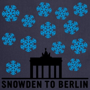 Snowden to Berlin T-Shirts - Cooking Apron