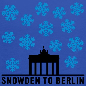 Snowden to Berlin T-Shirts - Women's Tank Top by Bella